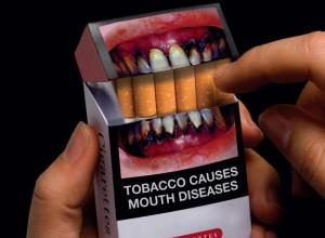 Количество сигарет в пачке
